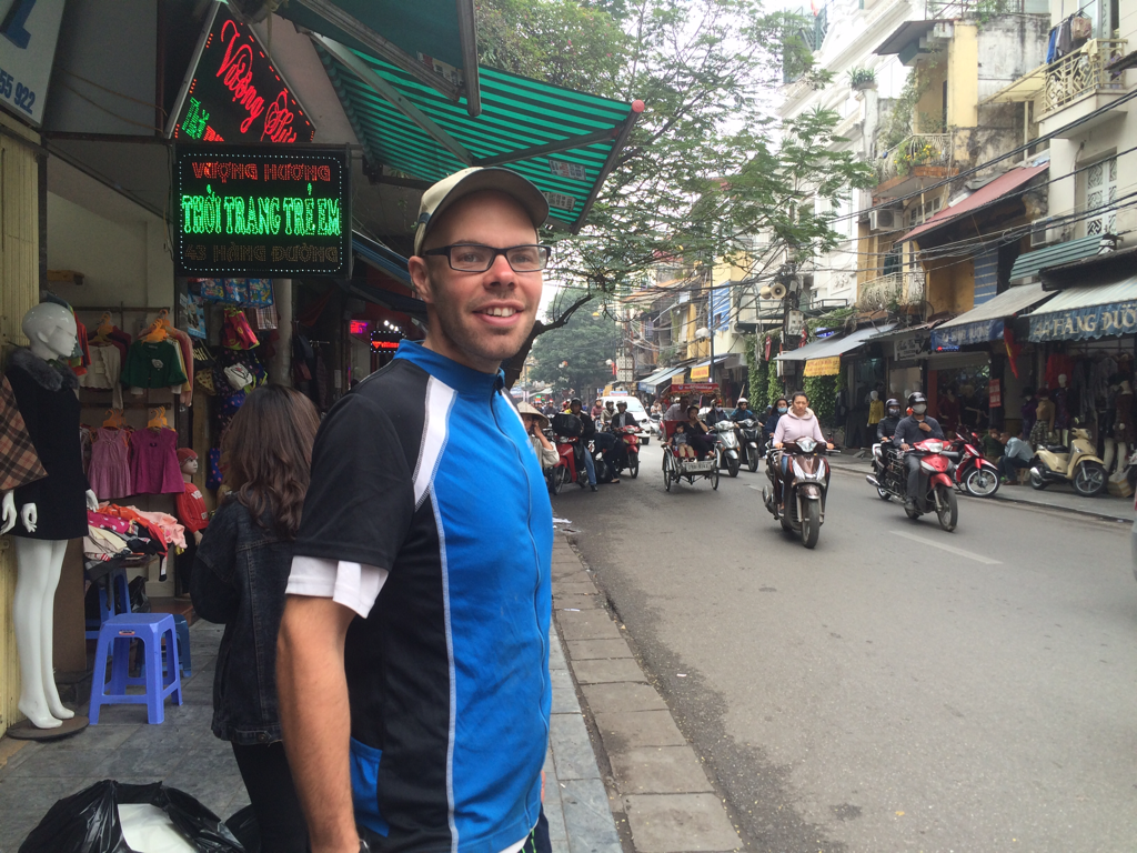Fin and Tim's Guide to Hanoi Street Food